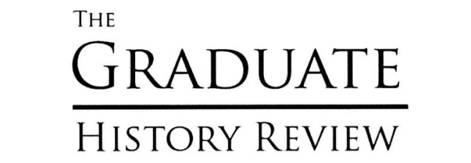 The Graduate History Review