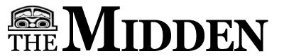 The Midden logo
