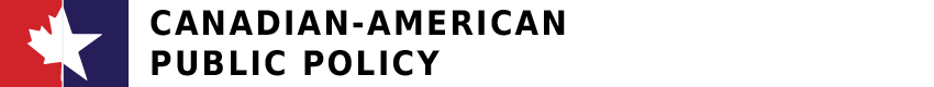 Canadian-American Public Policy logo