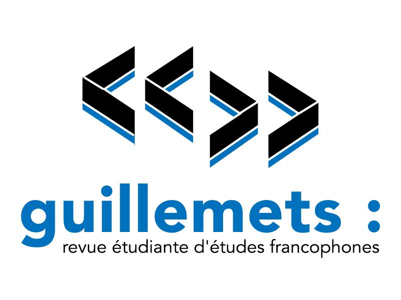 Guillemets : revue étudiante d'études francophones